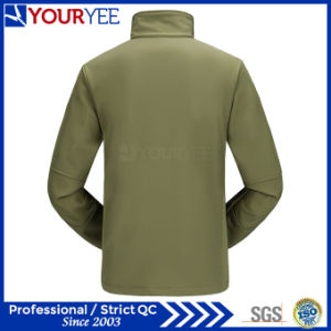 Wholesale Waterproof Mens Softshell Jacket with Stand Collar (YRK115) pictures & photos