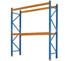 CE Approved Heavy Duty Warehouse Storage Steel Pallet Rack pictures & photos