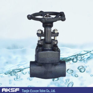 Welded Forged Gate Valve pictures & photos
