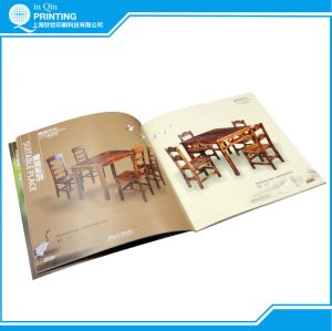 Professional Perfect Binding Full Color Catalog Design Printing pictures & photos