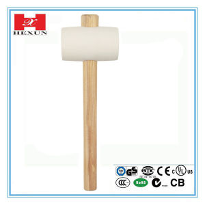 Machinist Hammer Wooden Handle with Chuck