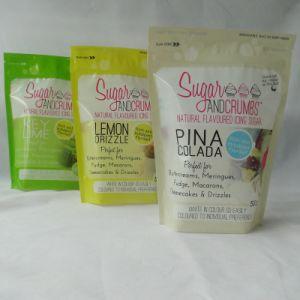 Custom Plastic Zip Lock Bag for Sugar Salt pictures & photos