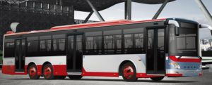 Ankai 42+1 Seats City Bus (Monocoque City Bus Series) (HFF6140G06D) pictures & photos