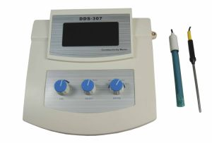 Digital Lab Conductivity Meter- (DDS-307) pictures & photos