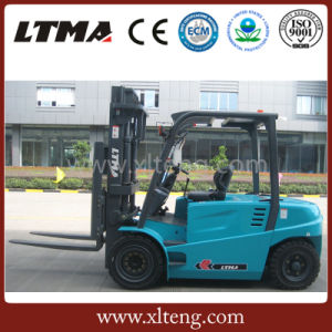 Ltma Forklift Truck 4t Electric Forklift Truck pictures & photos