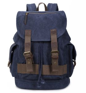 Girl Washed Canvas Backpack (RS-PTB666) pictures & photos