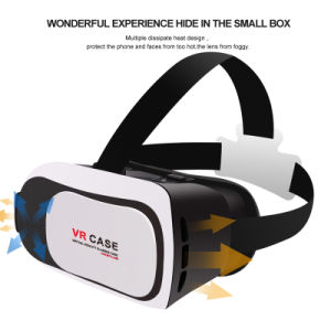 3D Vr Glasses for Mobile Phone pictures & photos