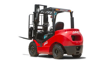 China Best Forklift 3 Ton with Isuzu Engine pictures & photos