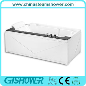 Rectangle Jacuzzi Tub with Waterfall (KF-630M) pictures & photos