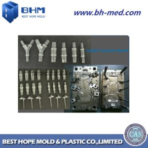 Hot Sell Plastic Injection Mould for Y Connector pictures & photos