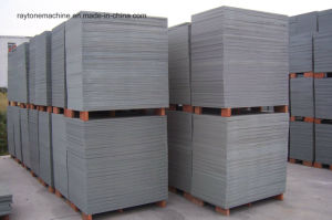 Concrete PVC Block Brick Pallet pictures & photos