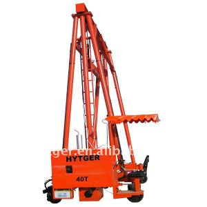 40ton Container Crane with Decent Price pictures & photos