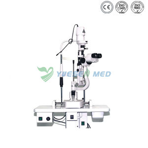 Hot Chinese Medical Portable Digital Opthalmology Optical Slit Lamp pictures & photos