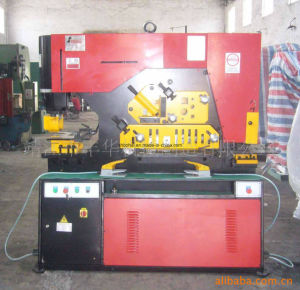 Q35y-50 (250T) Hydraulic Combined Shearing Press pictures & photos