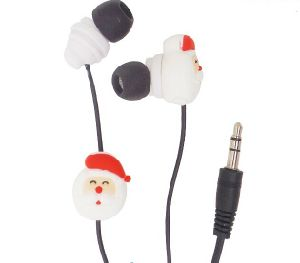2016 Best Selling Cute Design Wired Earbuds for Christmas Gift LX-P23 pictures & photos
