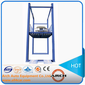 Hydraulic High Four Post Lift Auto Platform Car Hoist pictures & photos