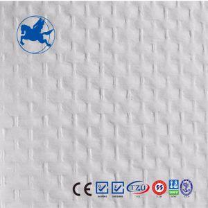 Decorative Materials Fiberglass Wallcovering Wallpaper pictures & photos