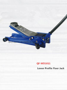 3 Ton Lower Floor Jack Trolley Jack pictures & photos