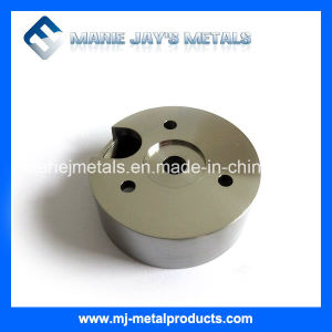 Good Price and High Quality Titanium Alloy Machined Parts pictures & photos