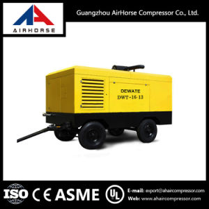 Diesel Engine Driven Air Compressor Dwt-16/13 pictures & photos