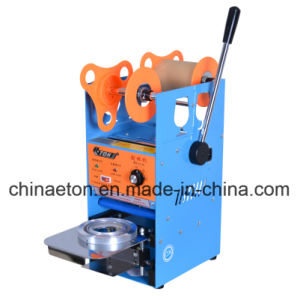 Factory Direct-Sale Eton Brand Manual Cup Sealer for Bubble Tea with Indonesia Cup Size Eton D8 pictures & photos