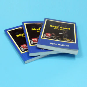 Custom Professional Soft Cover Book Printing
