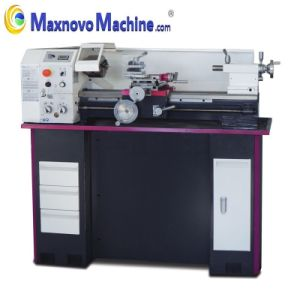 Metal Turning 10X22 Variable Bench Mini Lathe (mm-TU2506V) pictures & photos