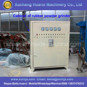 Top Quality Rubber Powder Grinder for Fine Rubber Powder pictures & photos