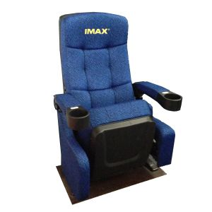 Auditorium Seating Rocking Recliner Shaking Seat Theater Cinema Chair (S22JY) pictures & photos