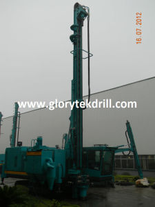 DA/B 200 Frame Type Air Compressor Built-in DTH Drill Rig pictures & photos