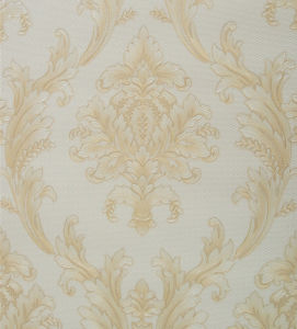 Home Decoration PVC Deep Embossed Wallpaper Jg1106 pictures & photos