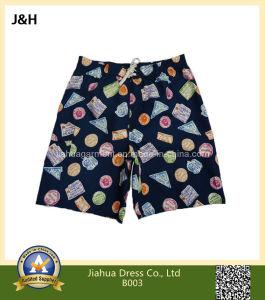 Mens Rainbow Geometric Pattern Beach Shorts/Beach Wear/Casual Wear