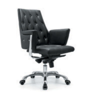 Comfortable Soft Executive Swivel Leather Office Chair (NS-024B) pictures & photos