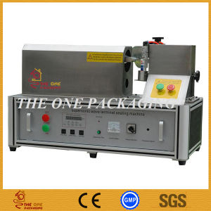 Semi Auto Ultrasonic Tube Sealer/Tube Sealing Machinery for Plastic and Aluminium pictures & photos