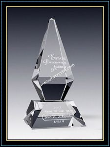 Crystal Award Excellence Award 10 Inch Tall (NU-CW771) pictures & photos