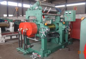 Rubber Machine Manufacturer Supply Open Rubber Mixing Mill   (XK-400) pictures & photos