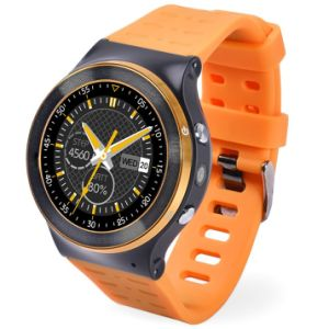 S99 3G WiFi Android 5.1 Mtk6580 Real Smart Watch with GPS Camera Bluetooth Heart Rate for Ios Android pictures & photos