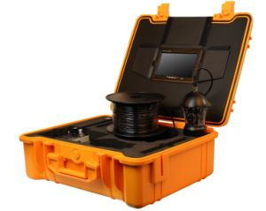Deep Well Inspection Camera with 50mm Camera Lens, 7′′ / 15′′ LCD, 300m Testing Cable pictures & photos