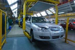 Labor Saving Automatic Car Moving Assembly Line pictures & photos