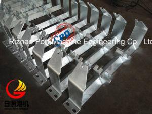 SPD Trough Roller for Belt Conveyor, Steel Carry Roller Set, Conveyor Roller Idler pictures & photos