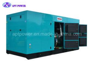Auto Start Generator Electric Plant Power Generator 350kw Diesel Generator pictures & photos