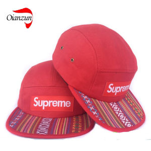 Superem Flat Brim Snapback Caps pictures & photos