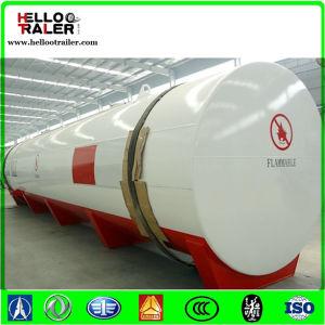 30000L 2 Compartments Diesel Storage Tank pictures & photos