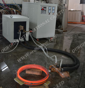 Super Audio Frequency Induction Heating Machine (160KW) +2.5meter Flexible Connection pictures & photos