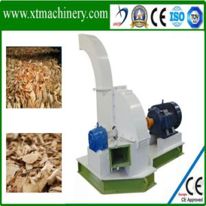 Big Disc Pattern, Space Saving Straw Wood Chipper pictures & photos