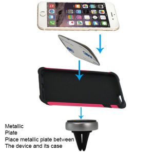 Phone Accessories Mobile Air Vent Phone Holder Magnetic Car Mount pictures & photos