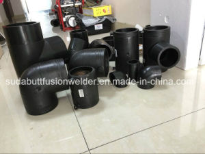 High Quality HDPE Irrigation Pipe Hydraulic Pipe Fittings pictures & photos