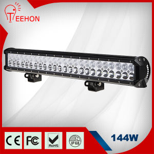 "New Developed 144W 23"" Auto LED Light Bar pictures & photos"