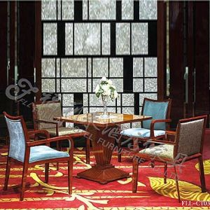 China Wooden Modern Hoteldining Table Furniture Restaurant Furniture