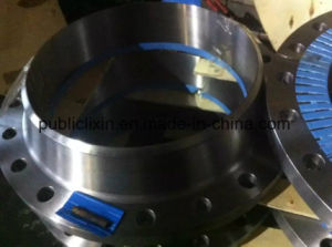 Forged ASME B16.5 Class 150 300 600 900 1500 2500 Wn Flange pictures & photos